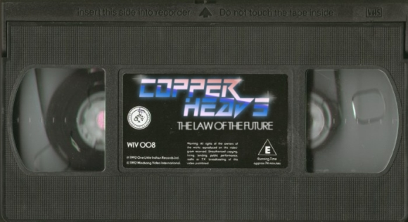 copperheads vhs